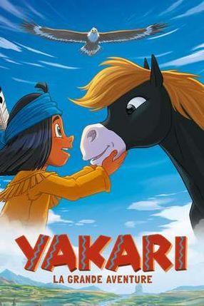 Poster: Yakari - Der Kinofilm