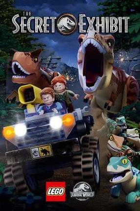Poster: LEGO Jurassic World