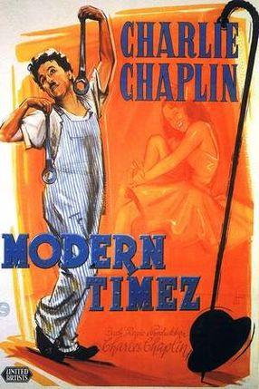 Poster: Moderne Zeiten