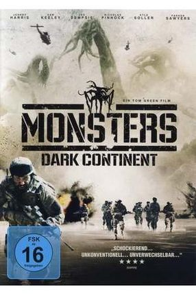 Poster: Monsters: Dark Continent