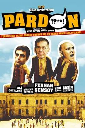 Poster: Pardon