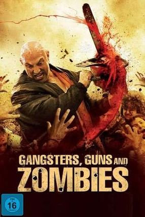 Poster: Gangsters, Guns & Zombies