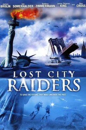 Poster: Lost City Raiders
