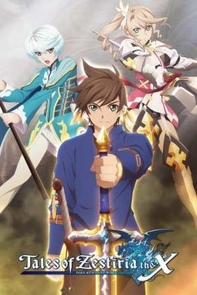 Poster: Tales of Zestiria the X