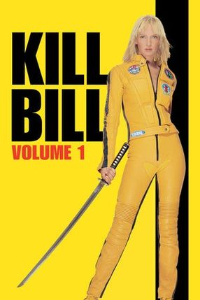 Poster: Kill Bill - Volume 1
