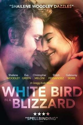 Poster: Wie ein weißer Vogel im Schneesturm