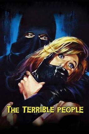 Poster: Edgar Wallace - Die Bande des Schreckens