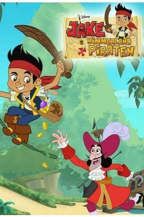 Poster: Jake und die Nimmerland Piraten