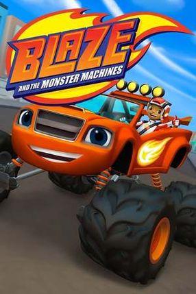 Poster: Blaze und die Monster-Maschinen