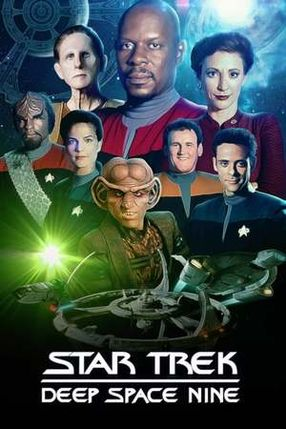 Poster: Star Trek: Deep Space Nine