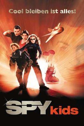 Poster: Spy Kids