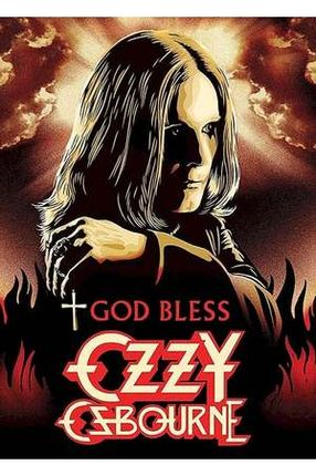Poster: God Bless Ozzy Osbourne