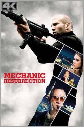 Poster: Mechanic: Resurrection