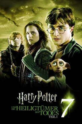 Poster: Harry Potter und die Heiligtümer des Todes - Teil 1