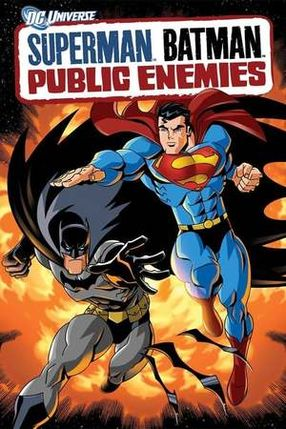 Poster: Superman/Batman: Public Enemies