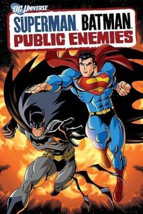 Poster: Superman/Batman: Public Enemies