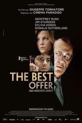 Poster: The Best Offer - Das höchste Gebot