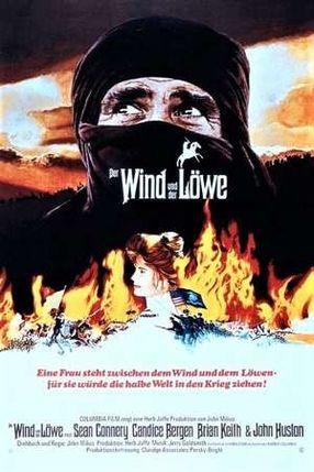 Poster: Der Wind und der Löwe