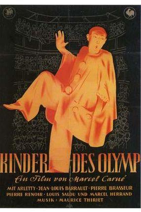 Poster: Kinder des Olymp