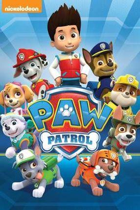 Poster: Paw Patrol Helfer auf vier Pfoten