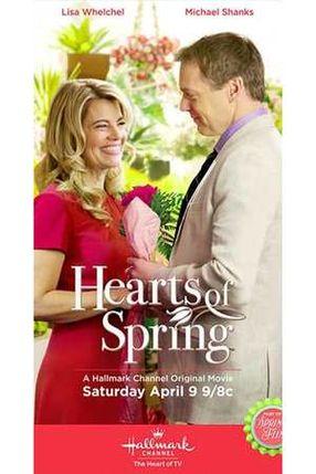 Poster: Frühling der Herzen