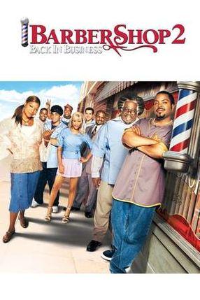 Poster: Barbershop 2 - Krass frisiert!