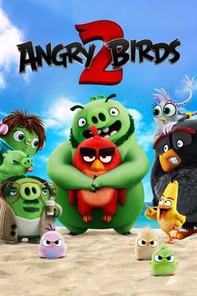 Poster: Angry Birds 2