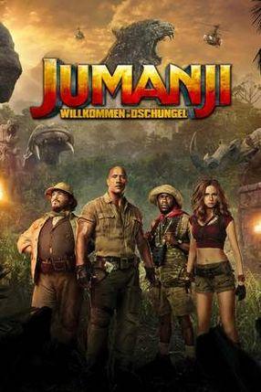 Poster: Jumanji: Willkommen im Dschungel