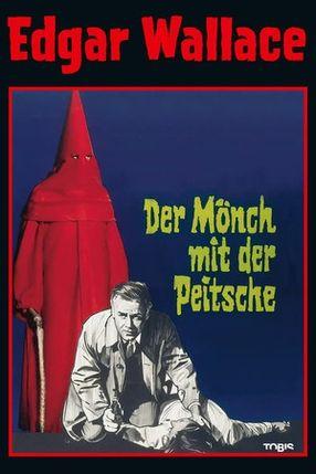 Poster: Edgar Wallace - Der Mönch mit der Peitsche
