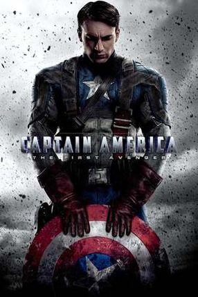 Poster: Captain America: The First Avenger
