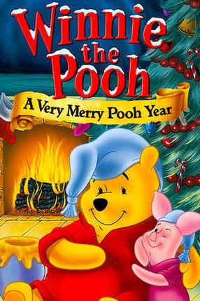 Poster: Winnie Puuh - Honigsüße Weihnachtszeit