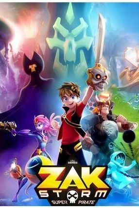 Poster: Zak Storm