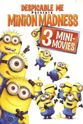Poster: Despicable Me Präsentiert: Minion Manie
