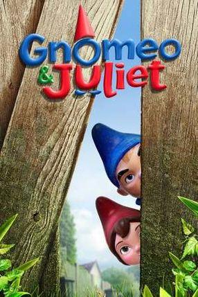Poster: Gnomeo und Julia