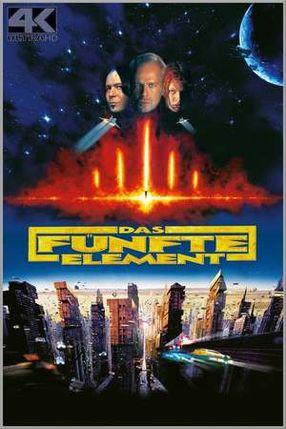 Poster: Das fünfte Element