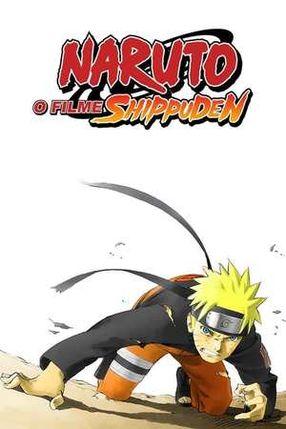 Poster: Naruto Shippuden – The Movie