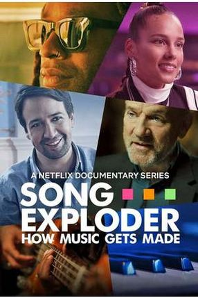 Poster: Song Exploder