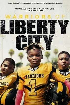 Poster: Warriors of Liberty City