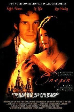 Poster: Onegin - Eine Liebe in St. Petersburg