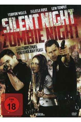 Poster: Silent Night, Zombie Night