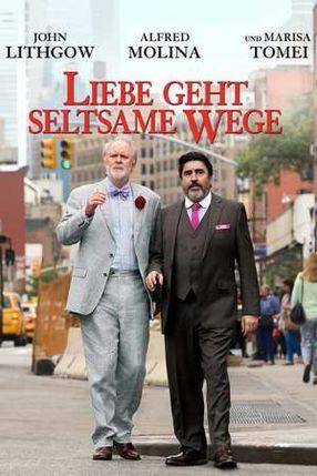 Poster: Liebe geht seltsame Wege