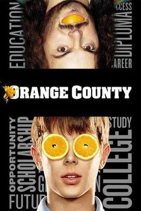 Poster: Nix wie raus aus Orange County