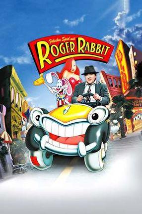 Poster: Falsches Spiel mit Roger Rabbit