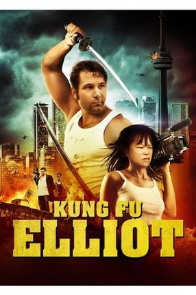 Poster: Kung Fu Elliot