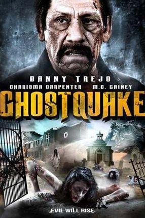 Poster: Ghostquake - Das Grauen aus der Tiefe