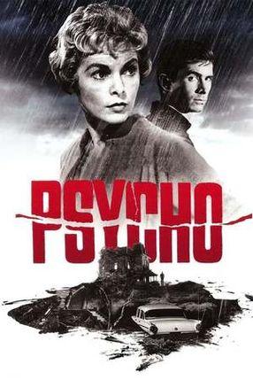 Poster: Psycho