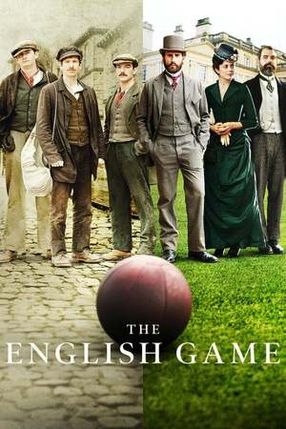 Poster: The English Game