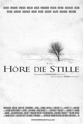Poster: Höre die Stille