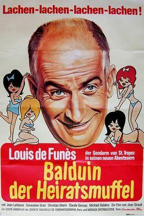 Poster: Balduin, der Heiratsmuffel