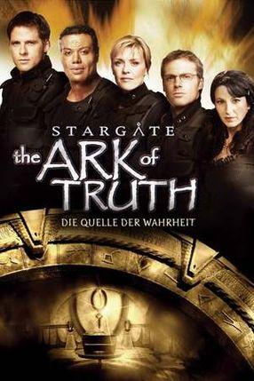Poster: Stargate: The Ark of Truth - Die Quelle der Wahrheit